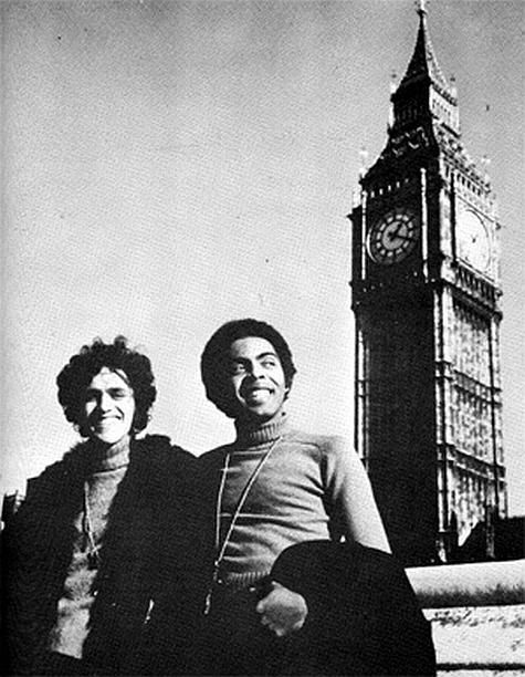 Veloso and Gil London