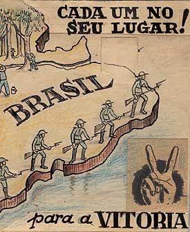 Brazil Second World War