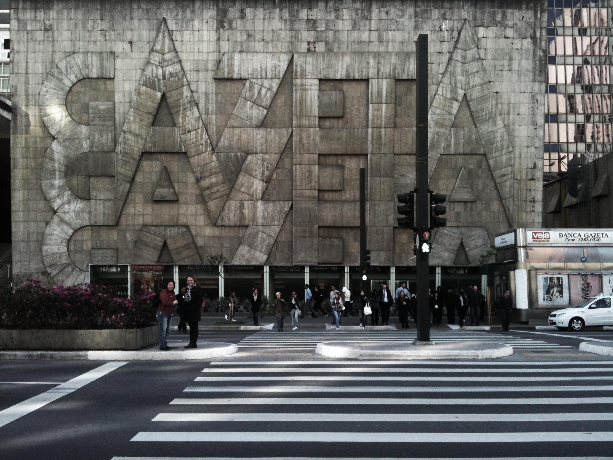 Edificio Gazeta