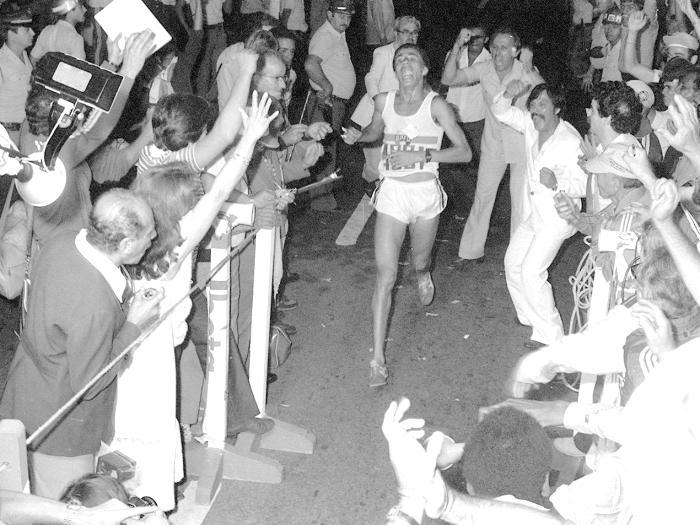 José João da Silva wins the corrida ending a 34 year drought for Brazil