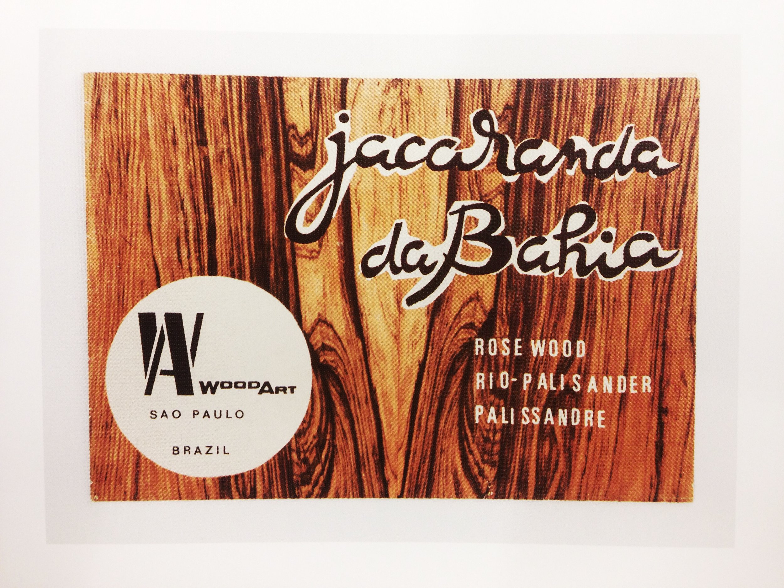Jacaranda da Bahia