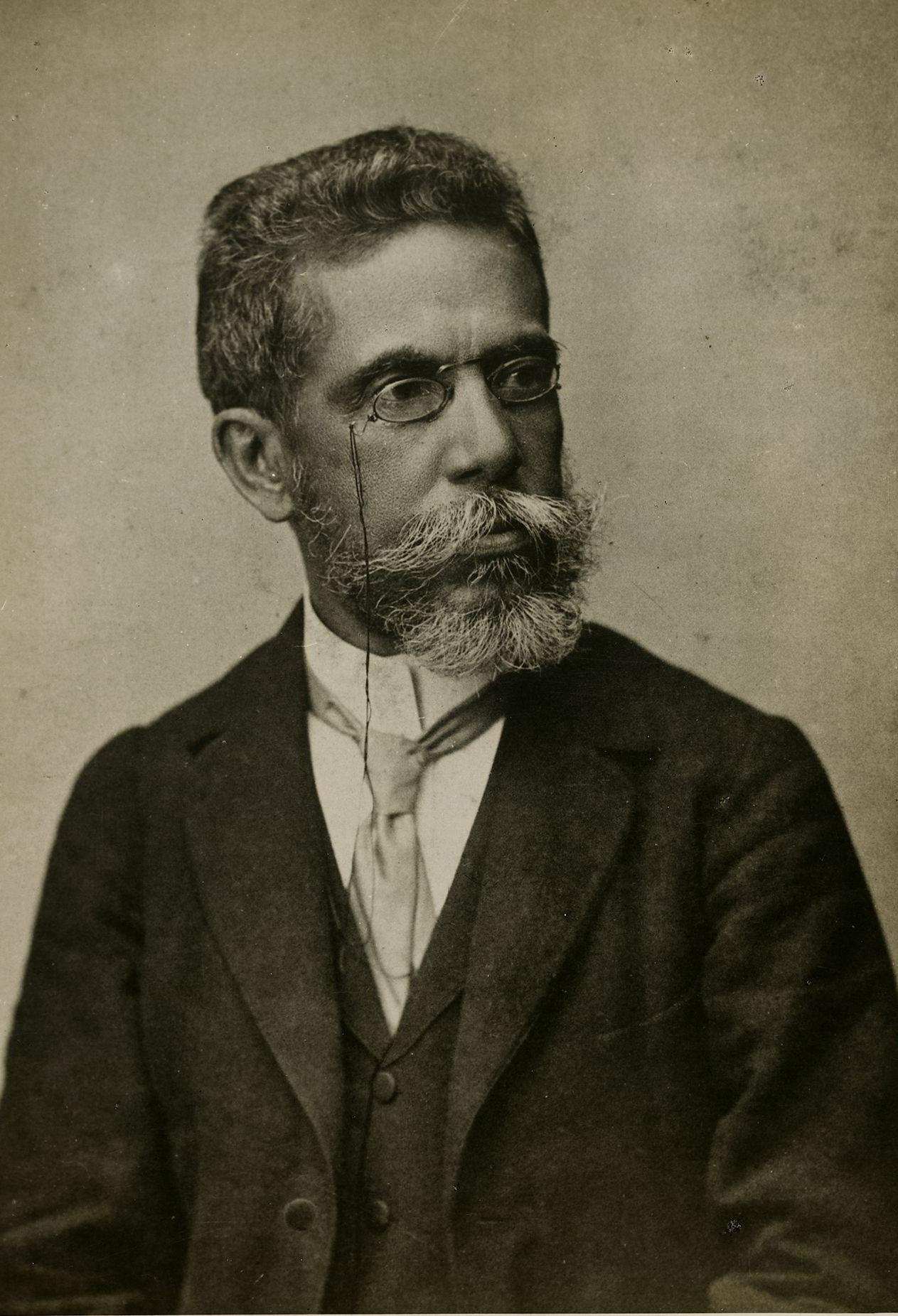 Machado de Assis - founder of the Academia Brasileira de Letras