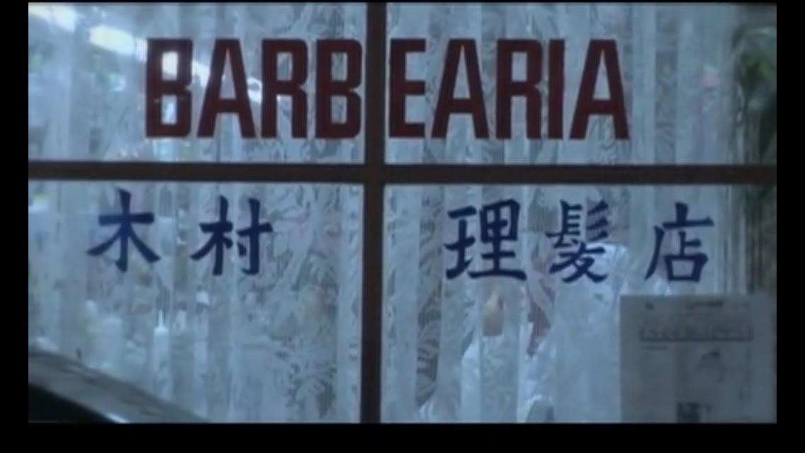 Barbearia Kimura