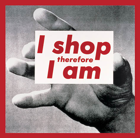 BarbaraKruger-I-Shop-Therefore-I-Am-II-1987.jpg
