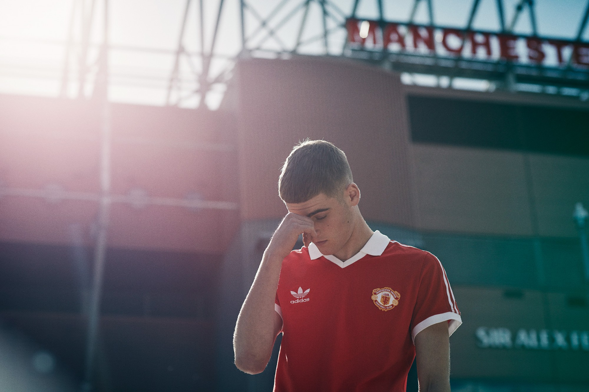 Adidas Originals X Man Utd