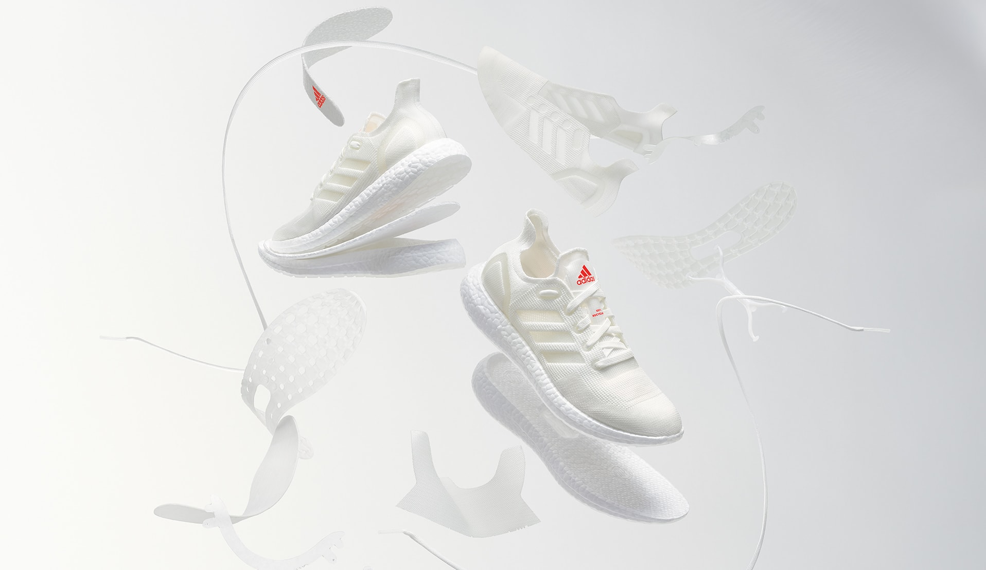 The fully recyclable running shoe