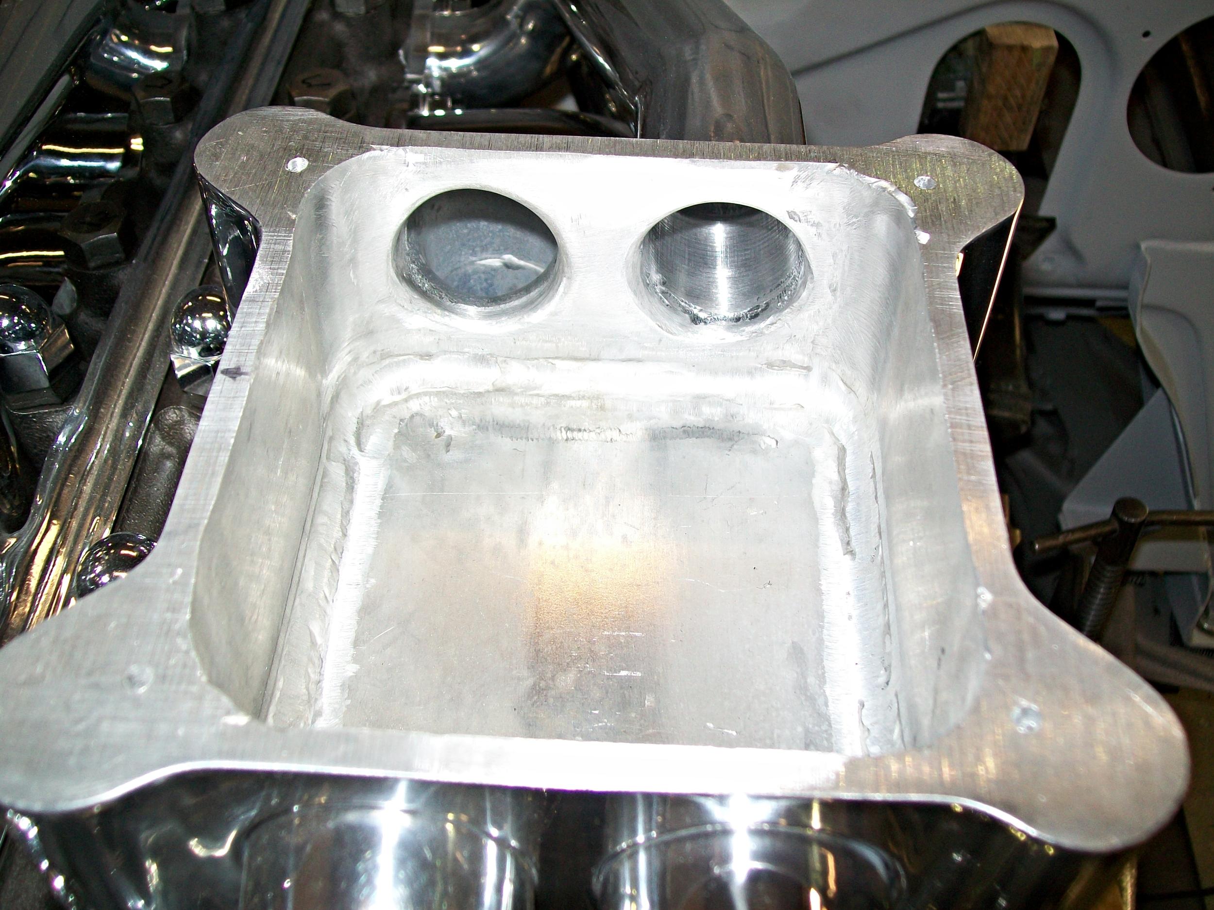 Custom Intake