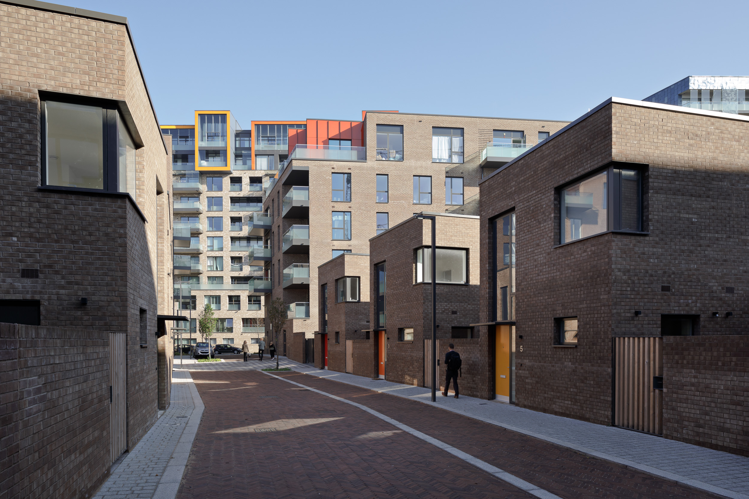 Greenwich Millennium Village | Jestico + Whiles