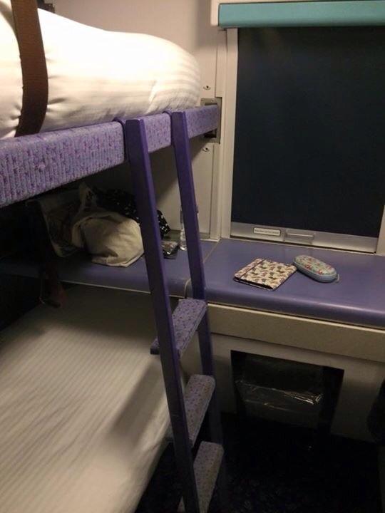 Comfy bunk