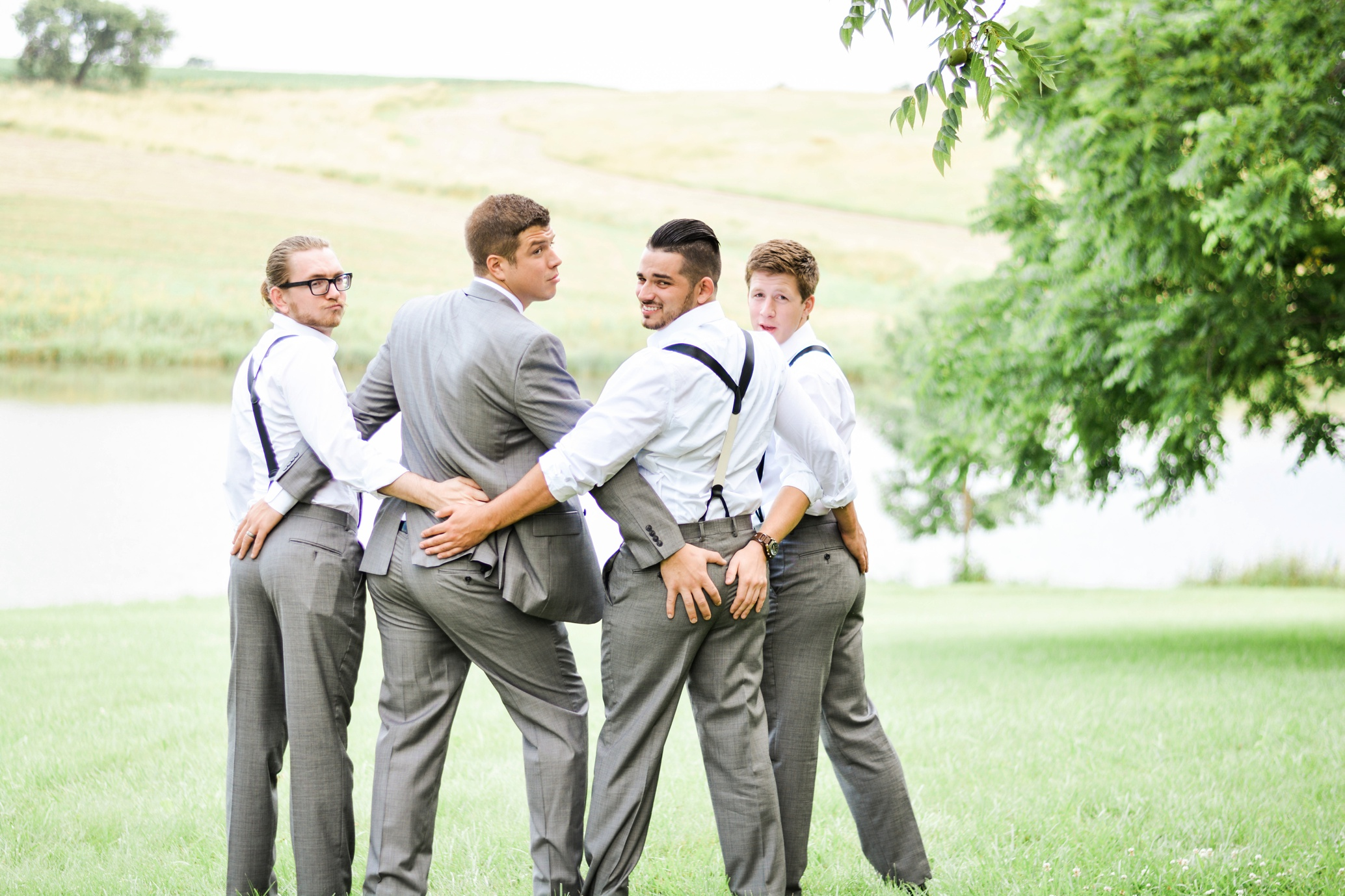 Barnes' Place Rustic Outdoor Wedding | Ali Leigh Photo Minneapolis Wedding Photographer_0161.jpg