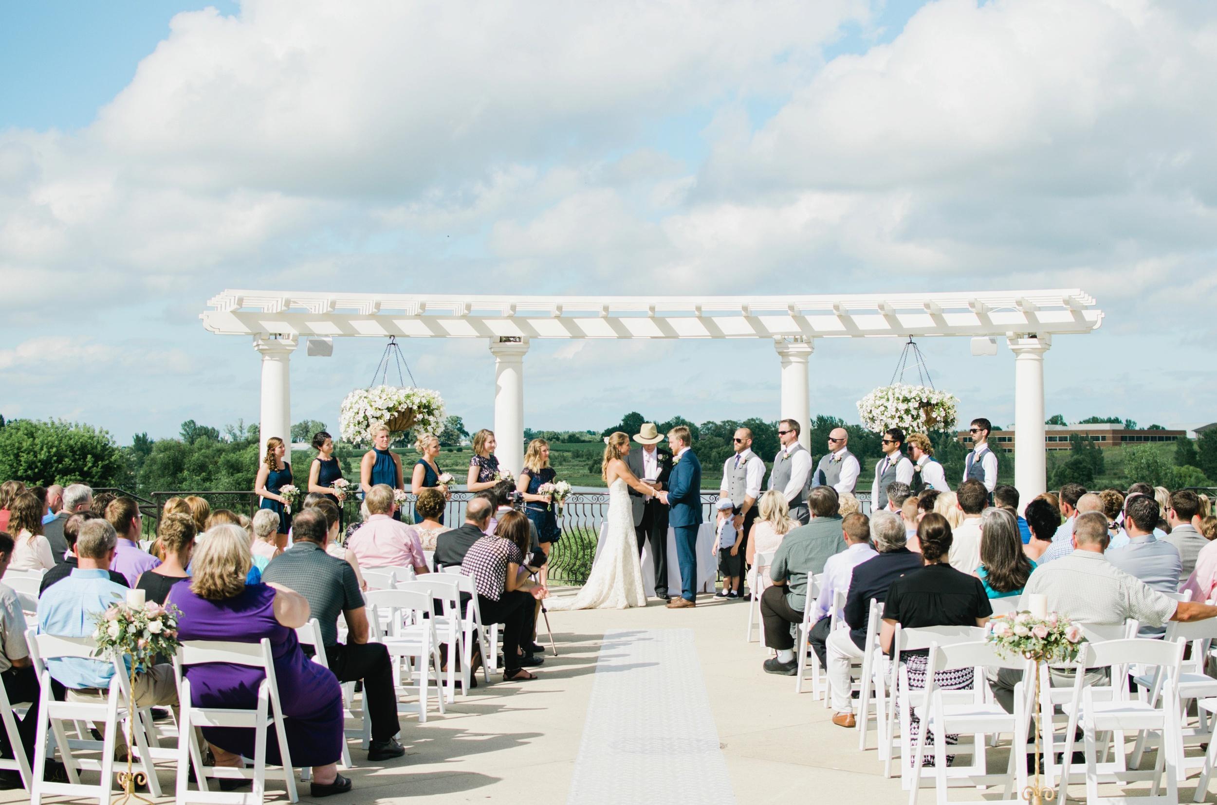 Pipac Center Cedar Falls, IA Wedding   Ali Leigh Photo_0392.jpg