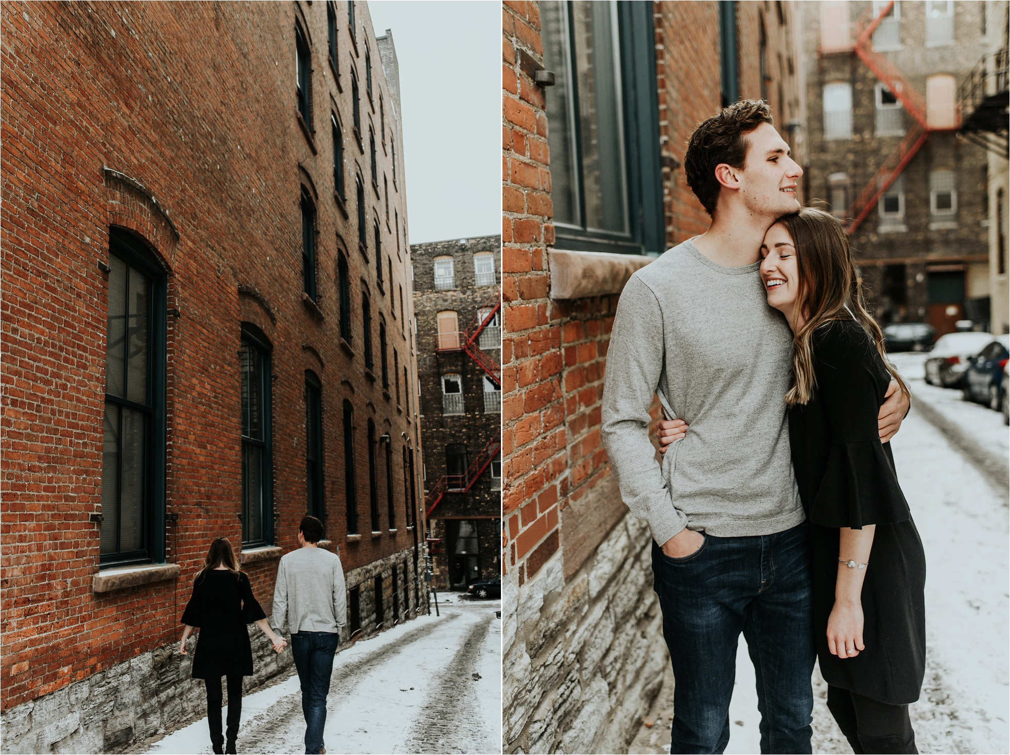 industrial engagement session