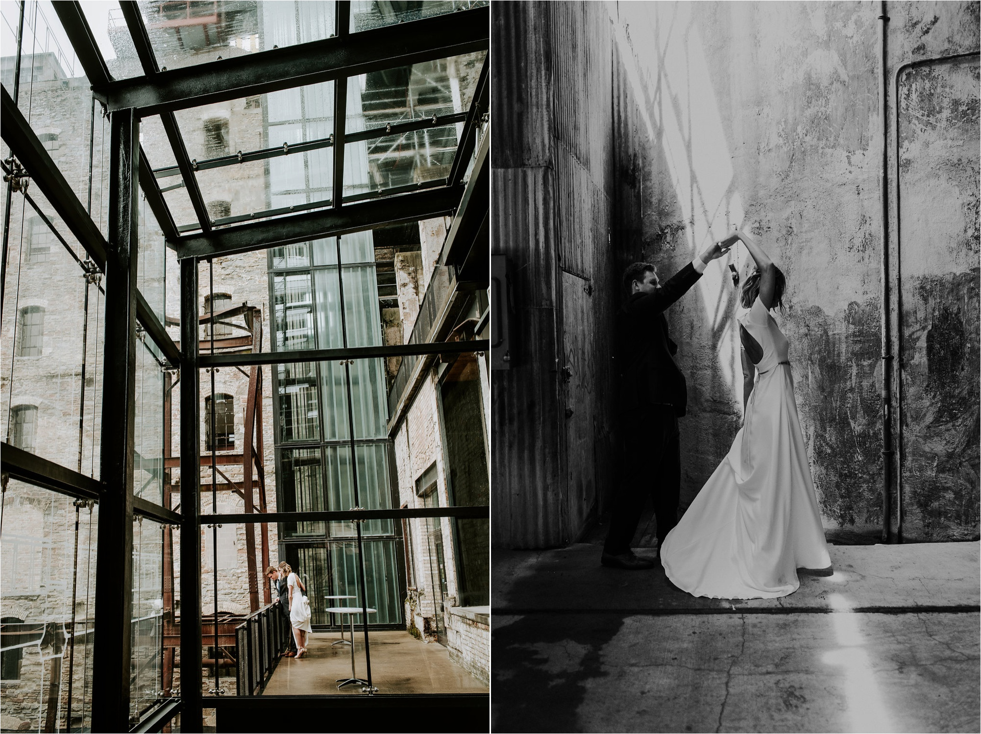 mill city museum wedding minneapolis