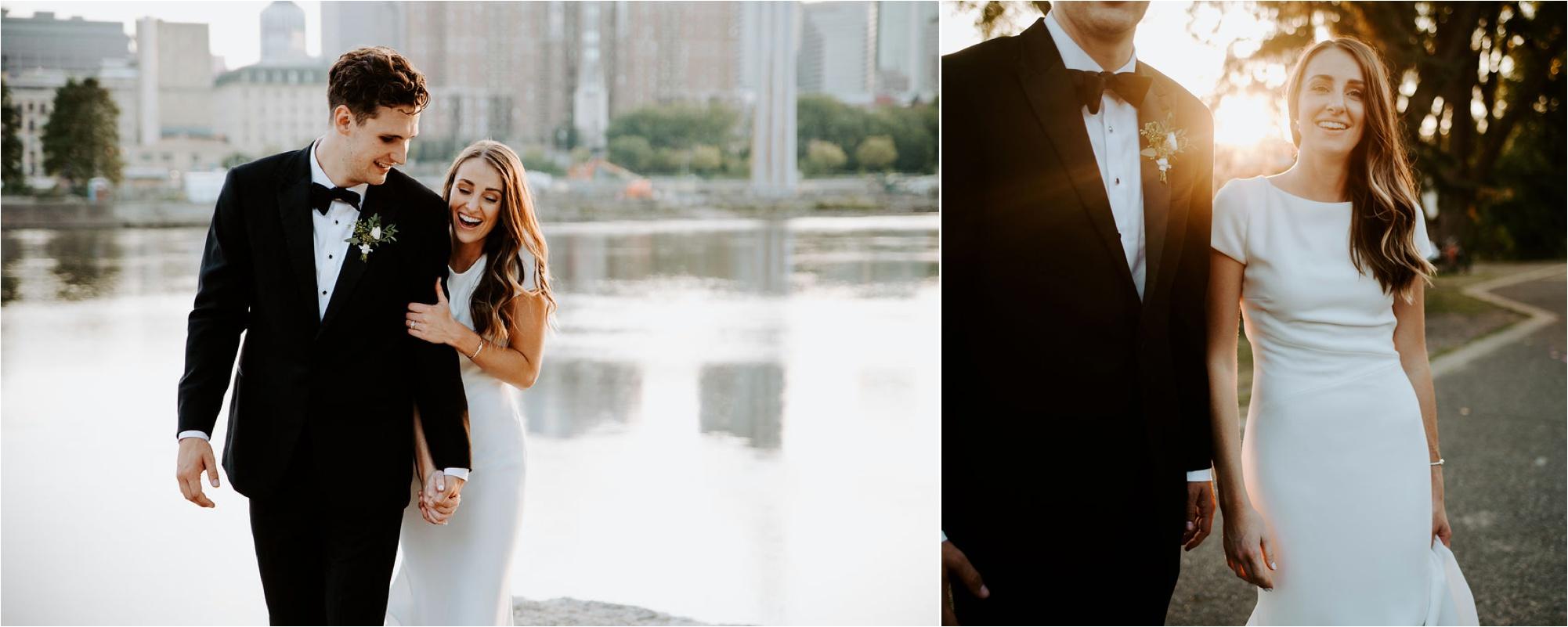 blush & whim weddings minneapolis