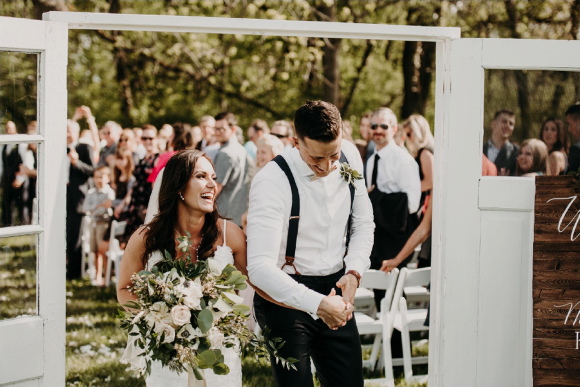 lake geneva wisconsin outdoor wedding
