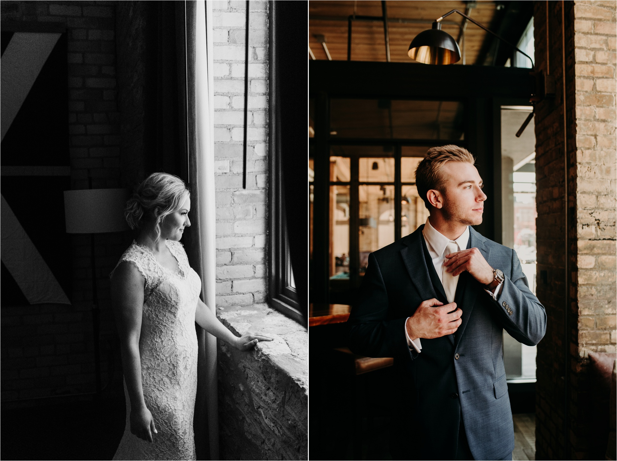 hewing hotel north loop minneapolis minnesota wedding photographer mn getting ready photography