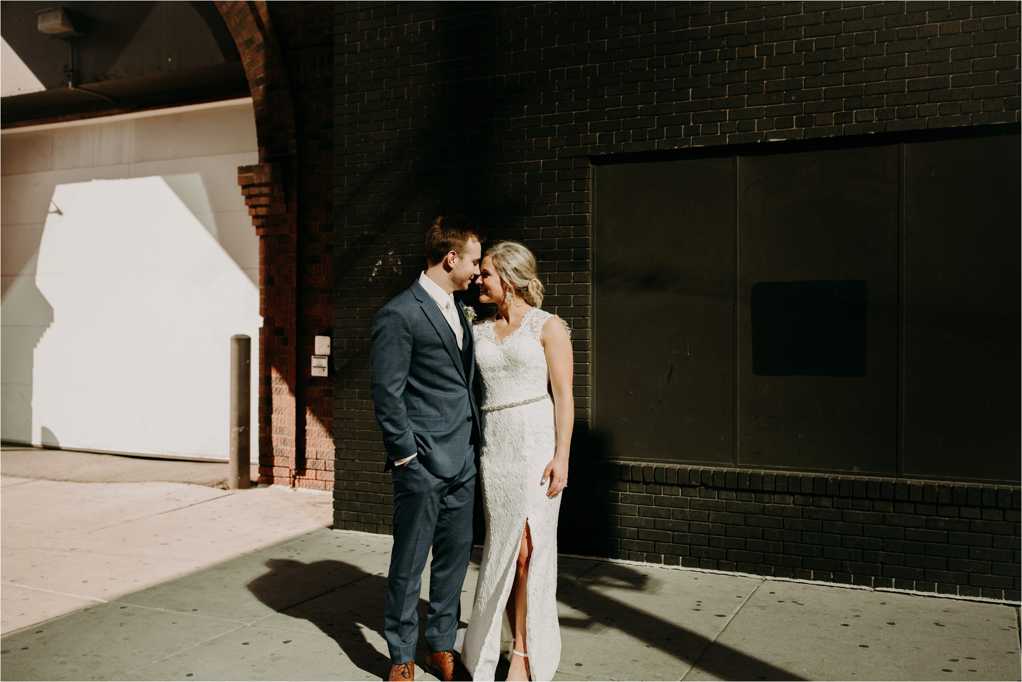 lumber exchange wedding photographer minneapolis