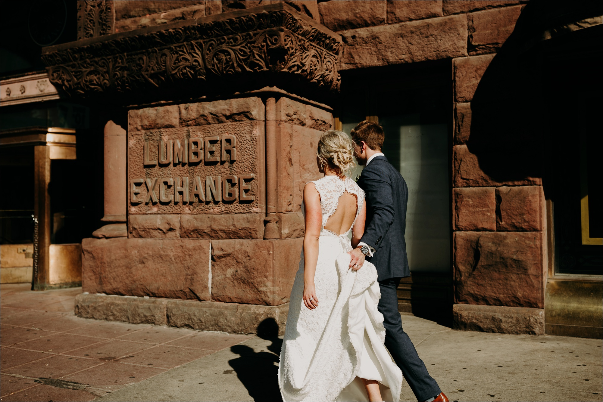 lumber exchange wedding photographer minneapolis minnesota
