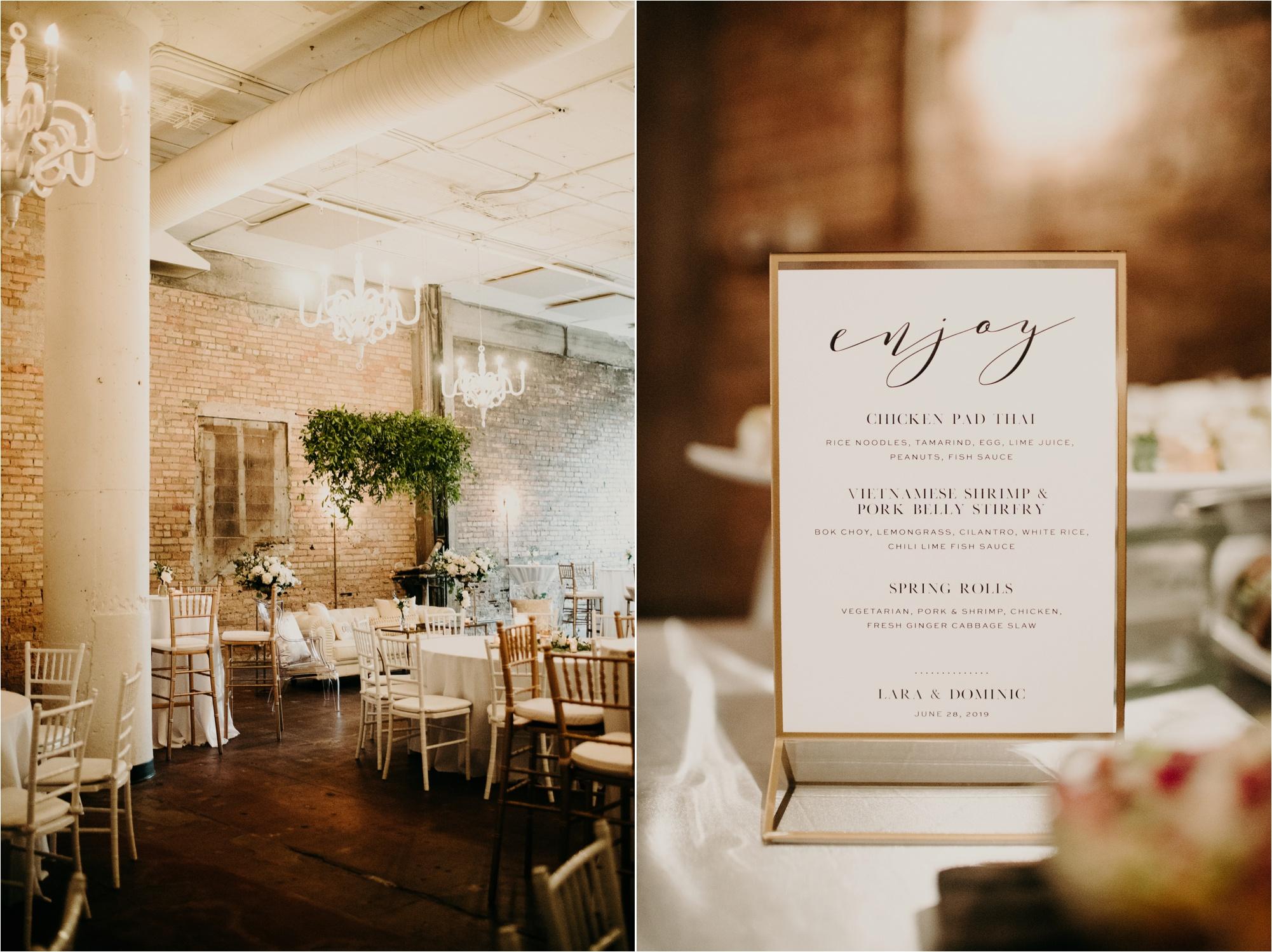 loring social minneapolis wedding reception photos d'amico catering