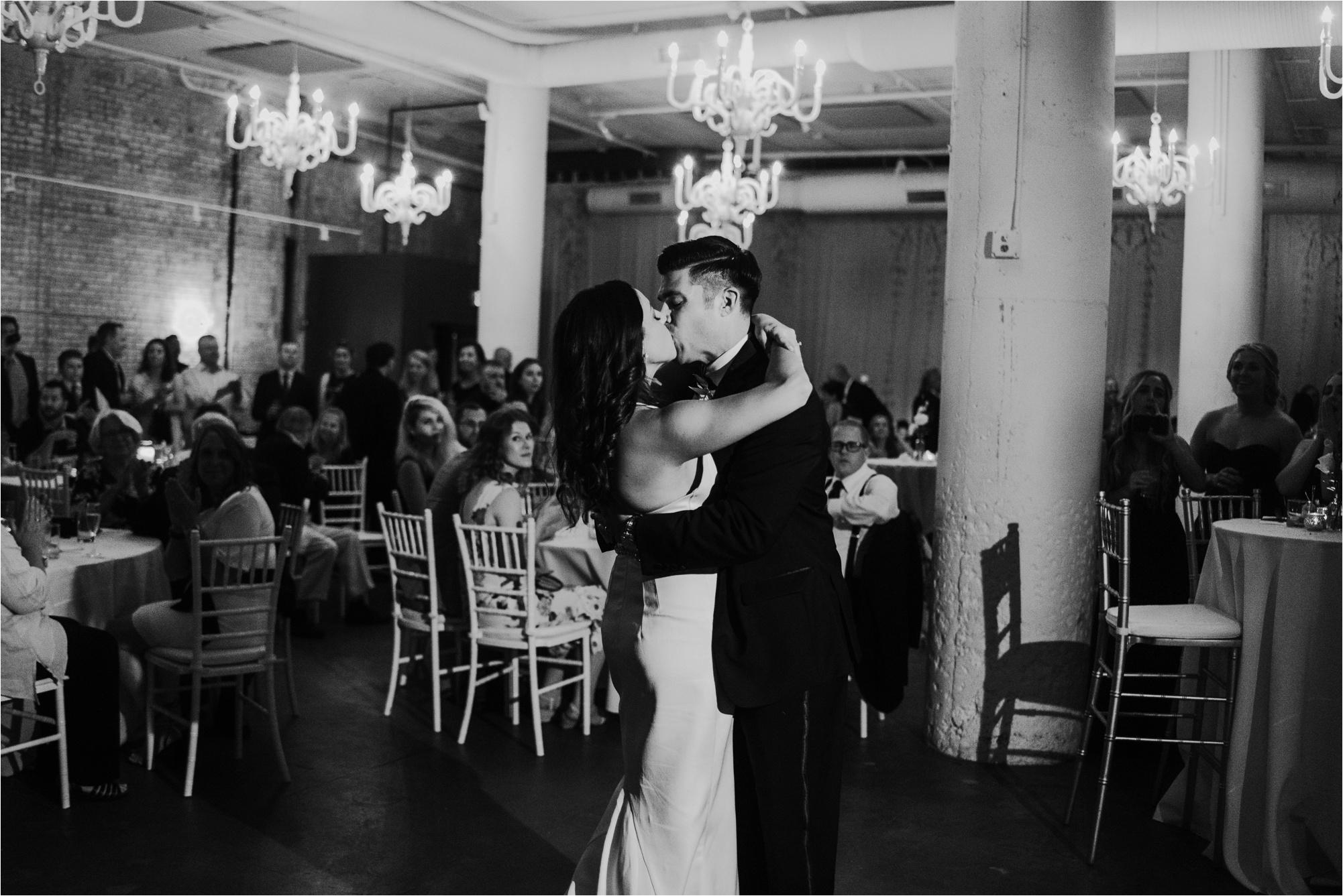 loring social minneapolis wedding reception first dance photos
