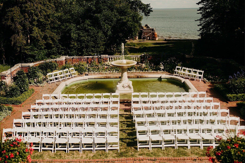 duluth minnesota glensheen mansion wedding ceremonyphotos
