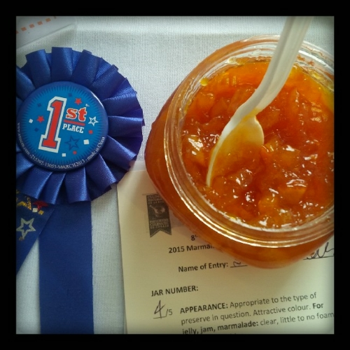 marmalade and whiskey winner
