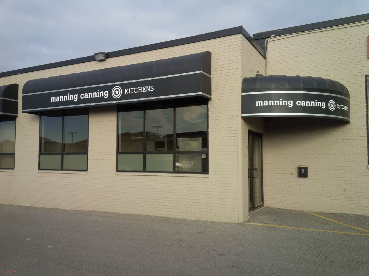 Manning Canning Kitchens