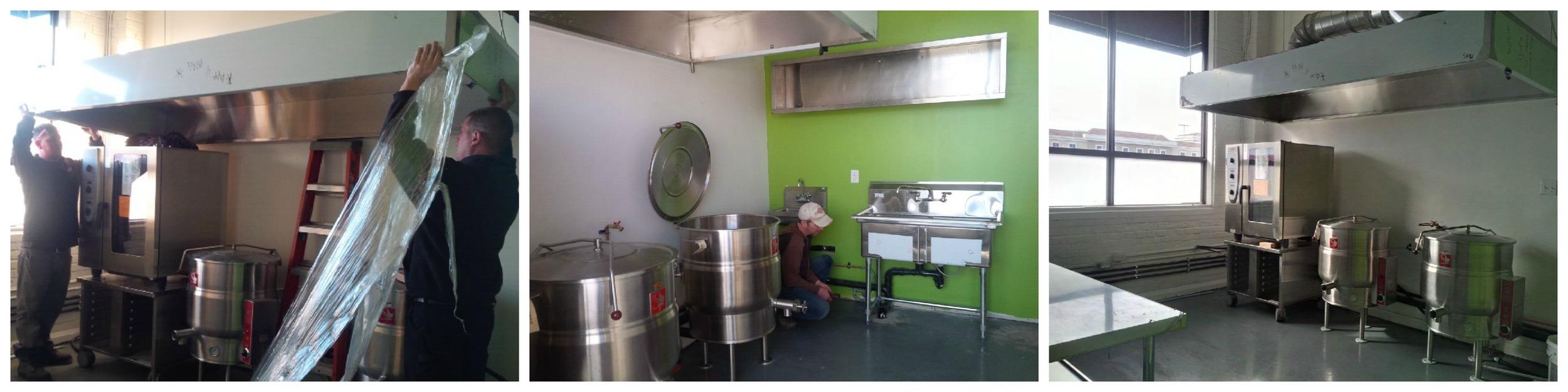 toronto rental kitchen