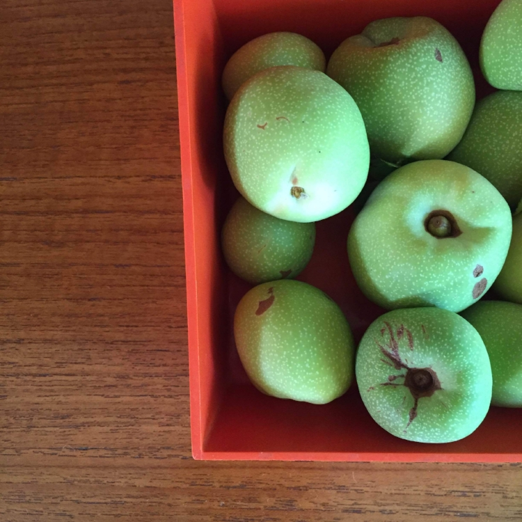weighed quince