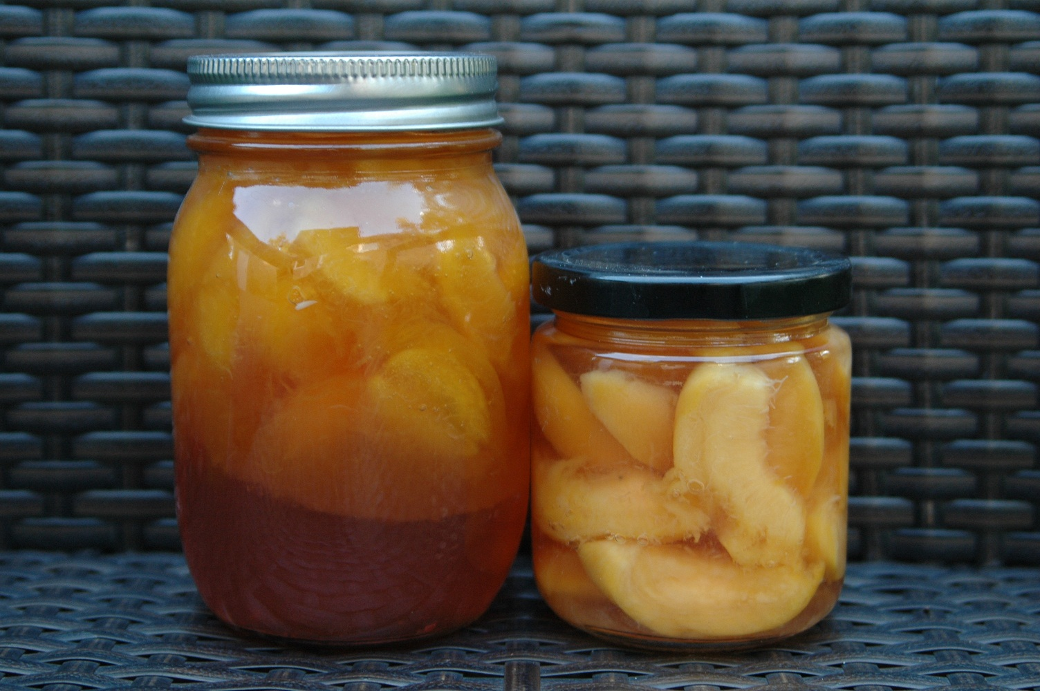 Peachy Preserves