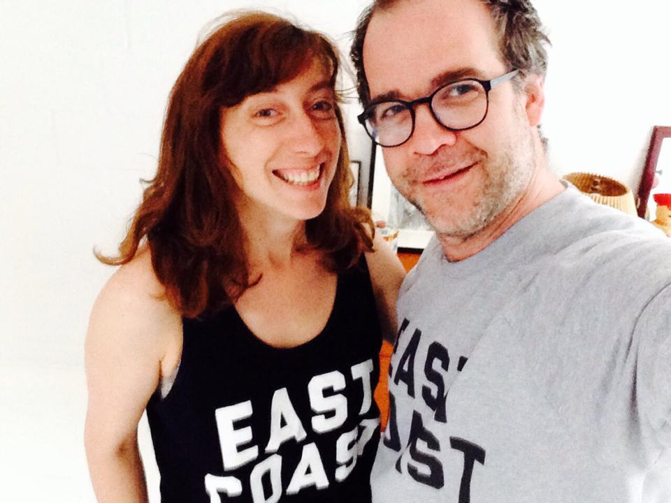 Montreal cuties Fanny & Samuel, representing, East Coast styles