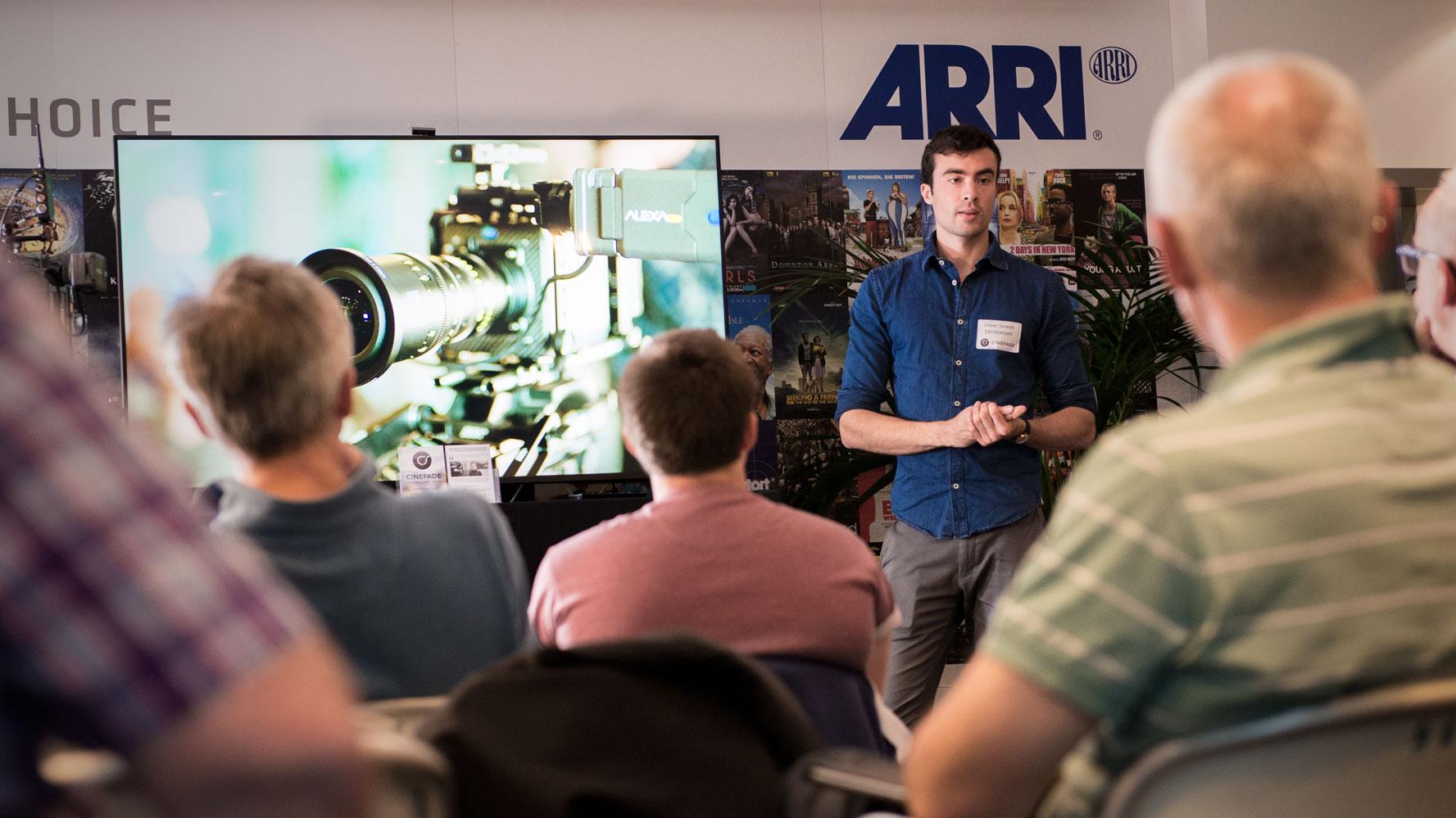Seminar at ARRI
