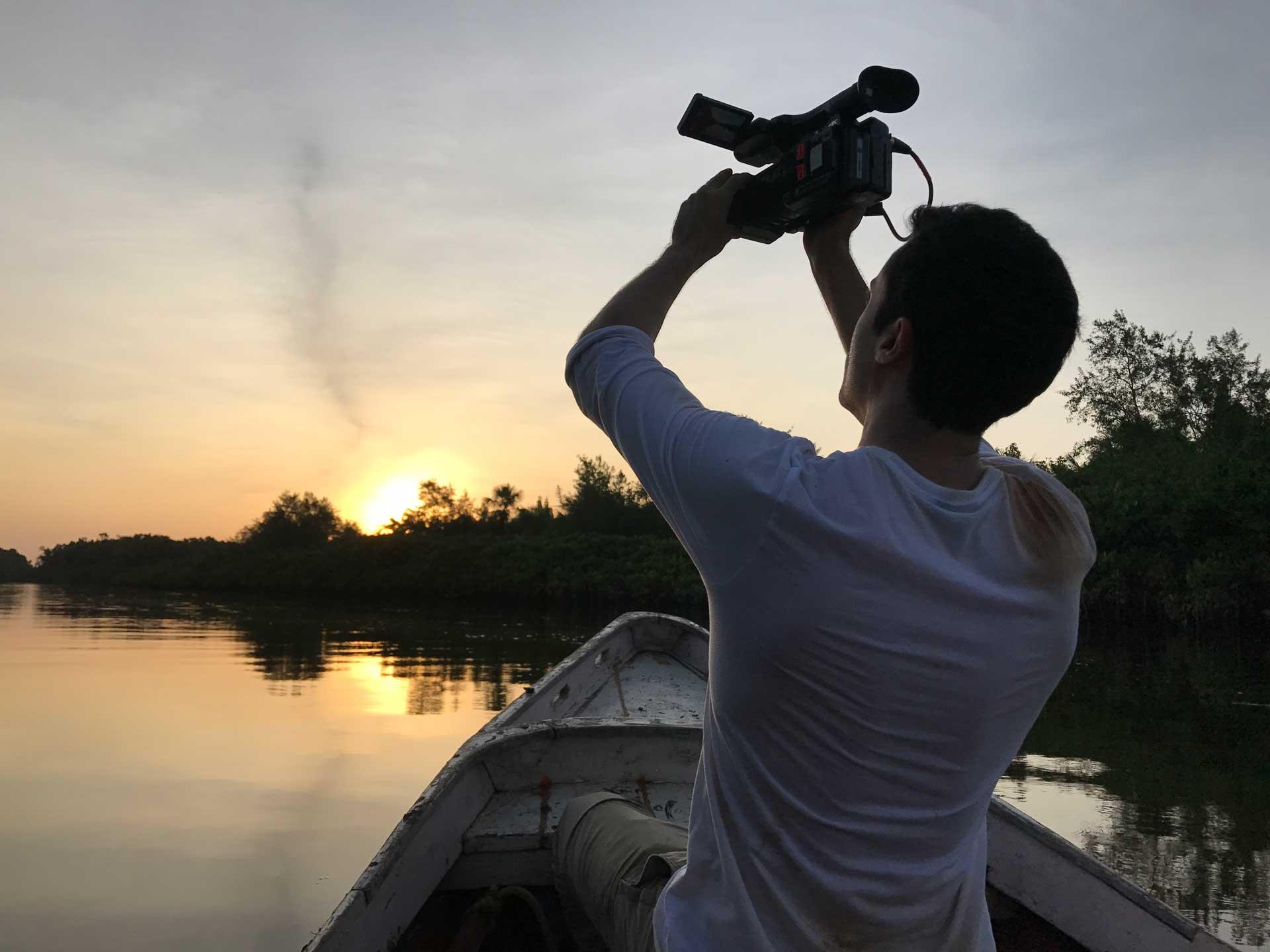 Shooting PD