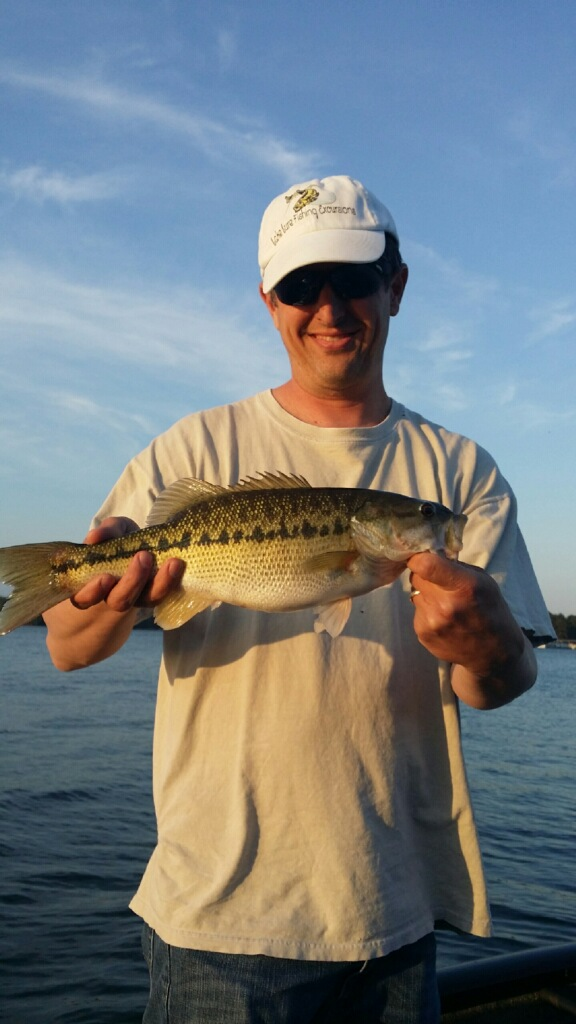 This was a 4 pounder.