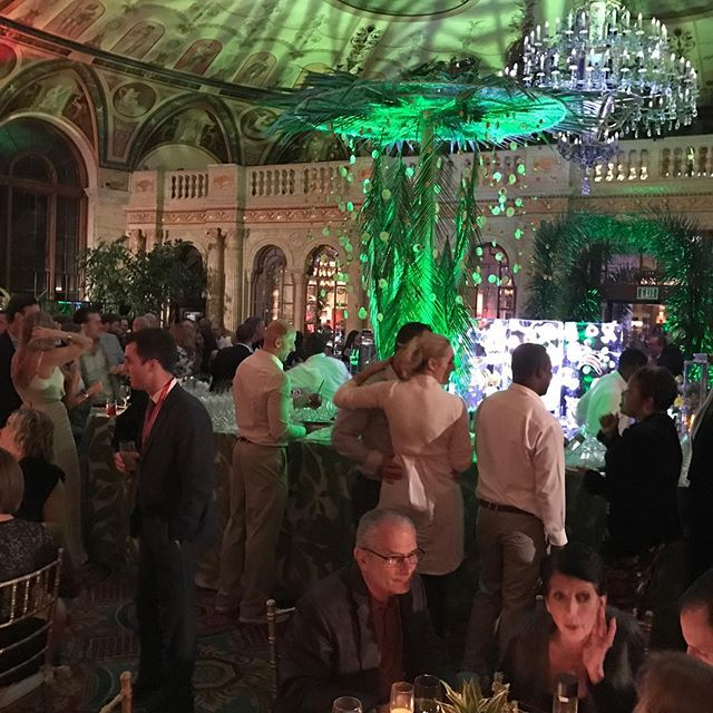 A rare night out at the Chef's welcome to the Palm Beach Food & Wine Fest #pbfwf #vino