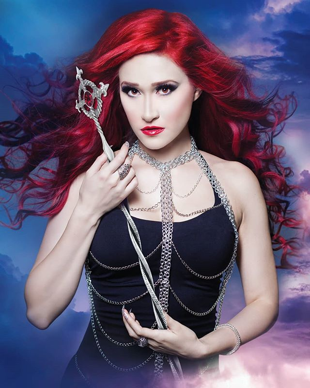 Happy Birthday to my amazing talented friend @cecile_monique  Hope you have a beautiful day!  #genesis #gothicmusic #metal #happybirthday #femalefrontedmetal #independentartist #kwawesome👌 #waterlooregion