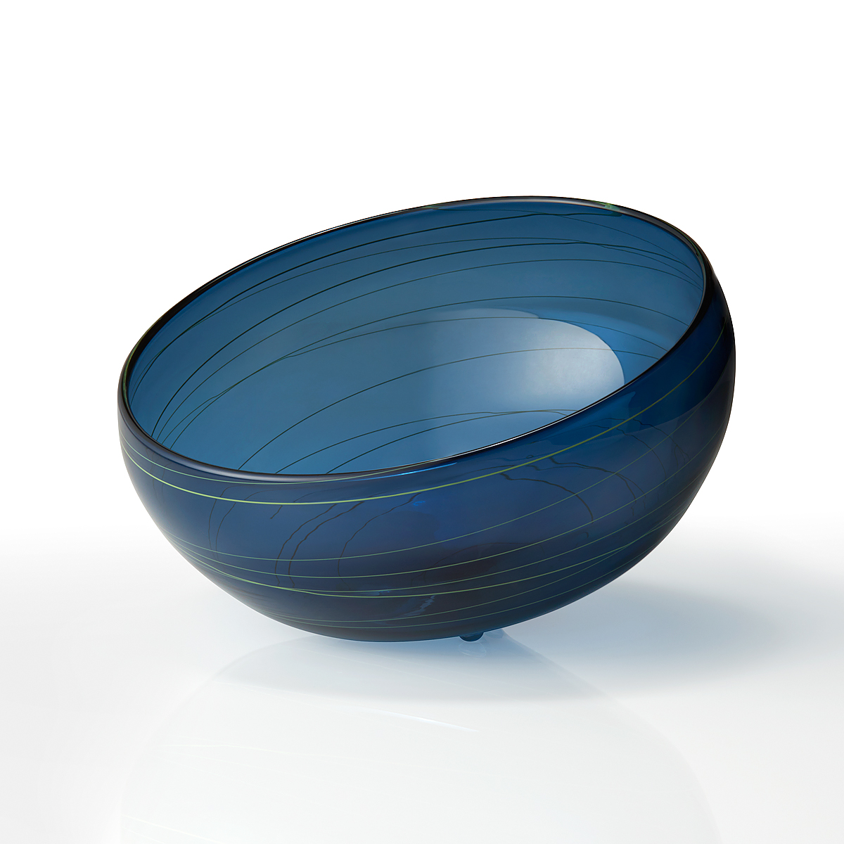 LIGNE Bowl Small Blue-5.jpg