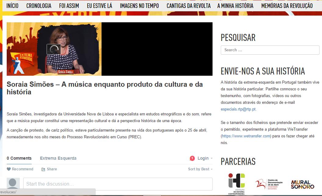 Soraia Simões - RTP