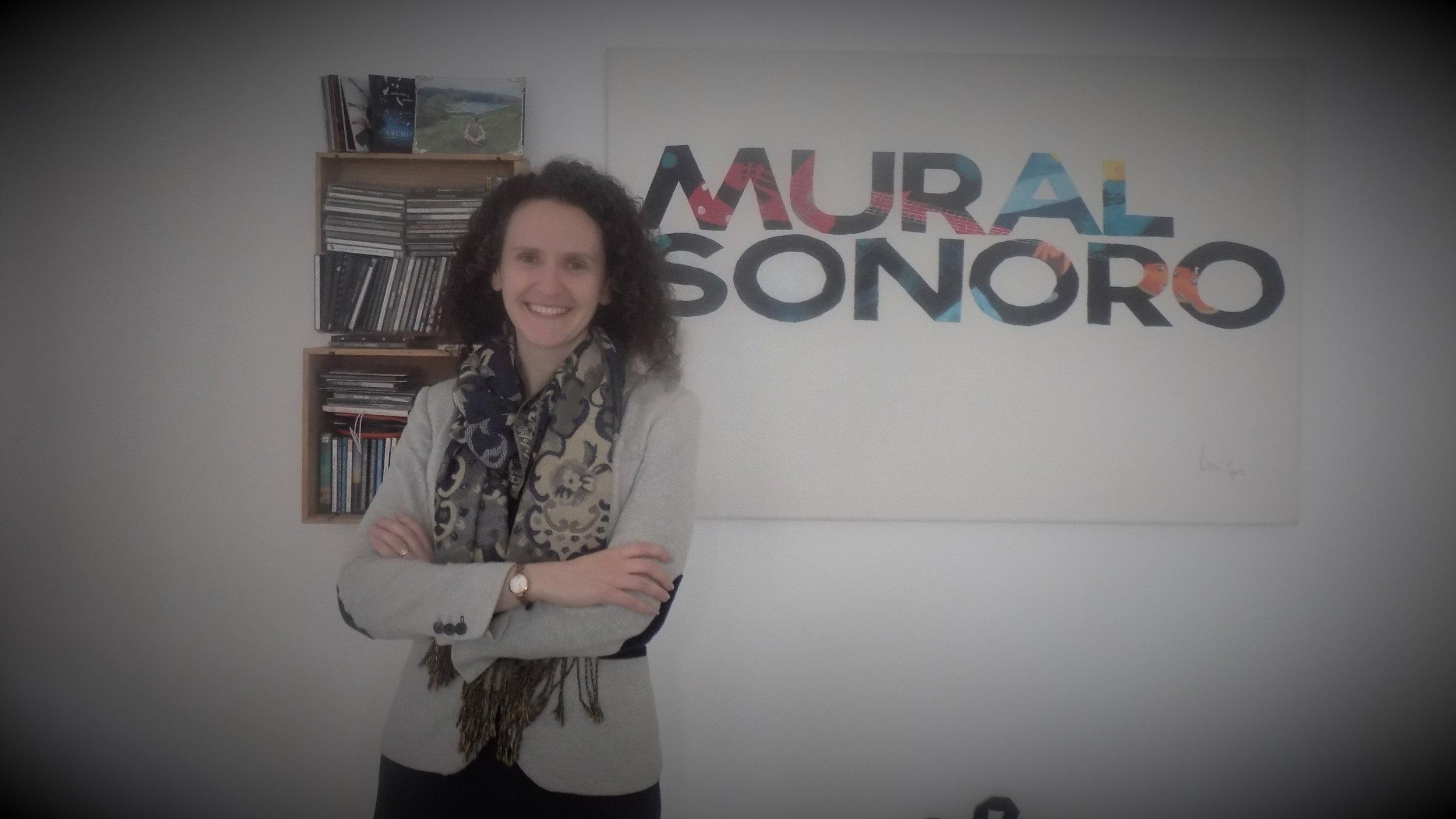 Miriam Cardoso Podcast Mural Sonoro