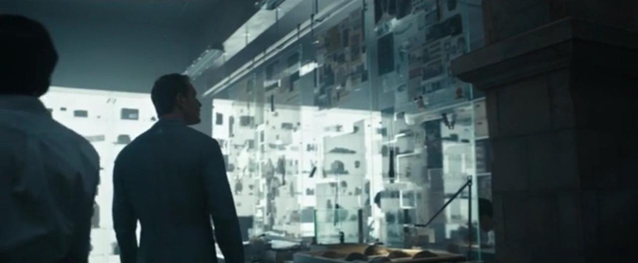 Assassin's Creed  (dir. Justin Kurzel, 2016).