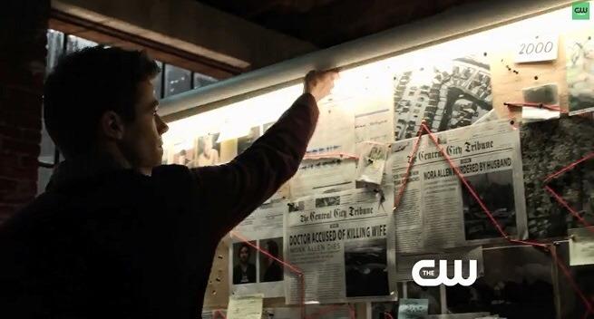 The Flash  (CW, 2014- ).