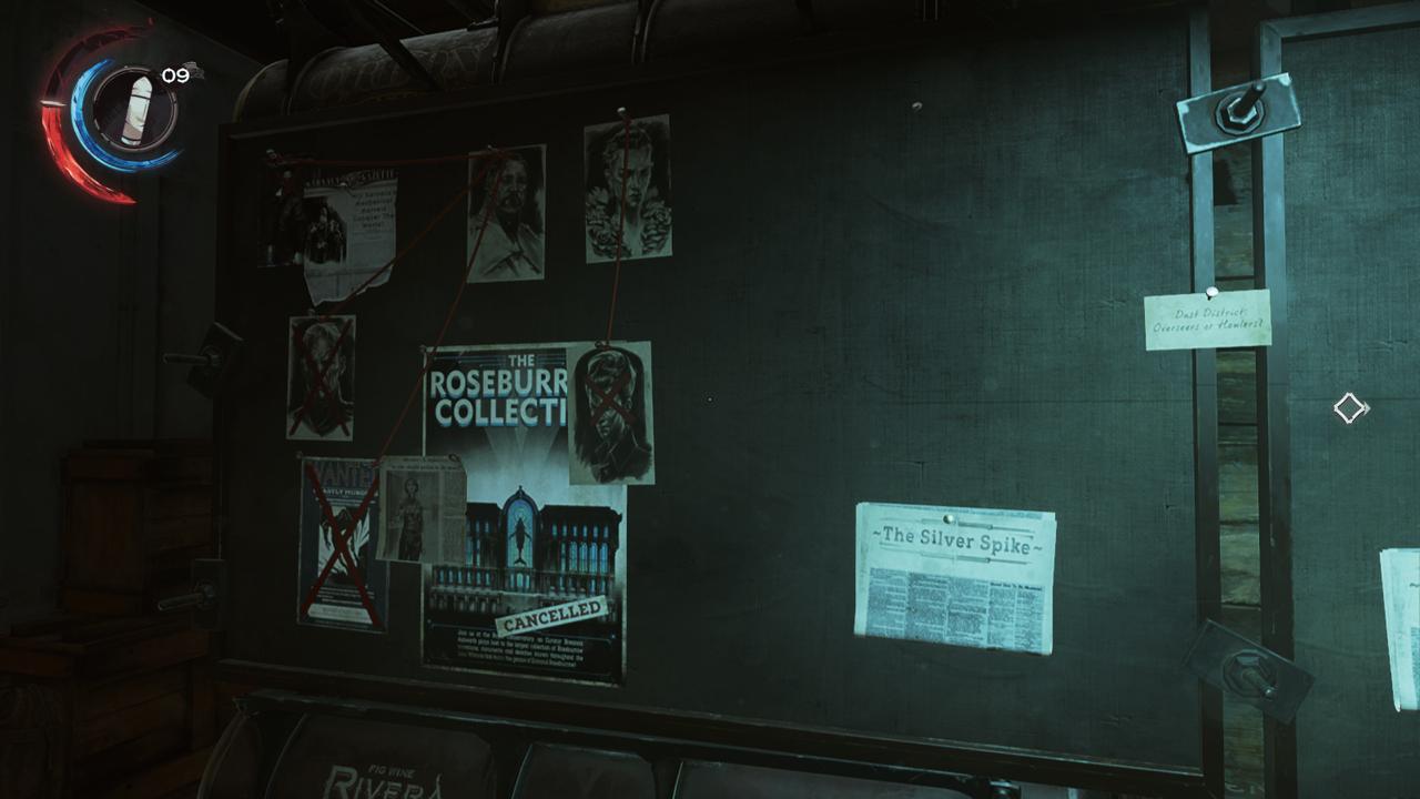 Dishonored 2  (Arkane Studios, 2016).