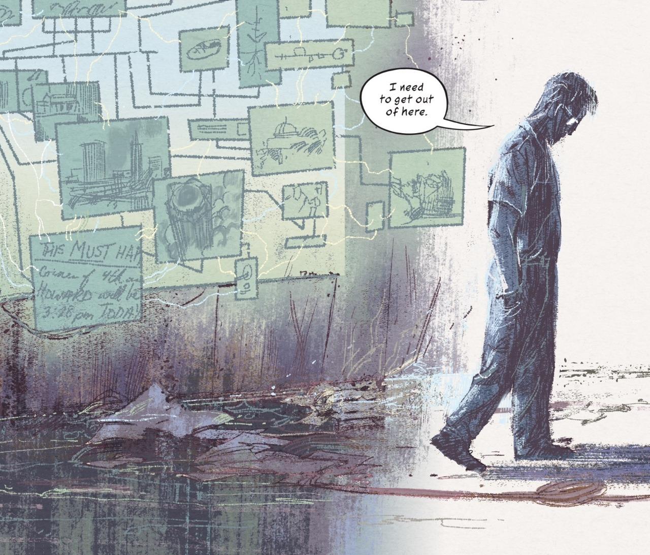 The Bunker  #8 (Oni, December 2014).