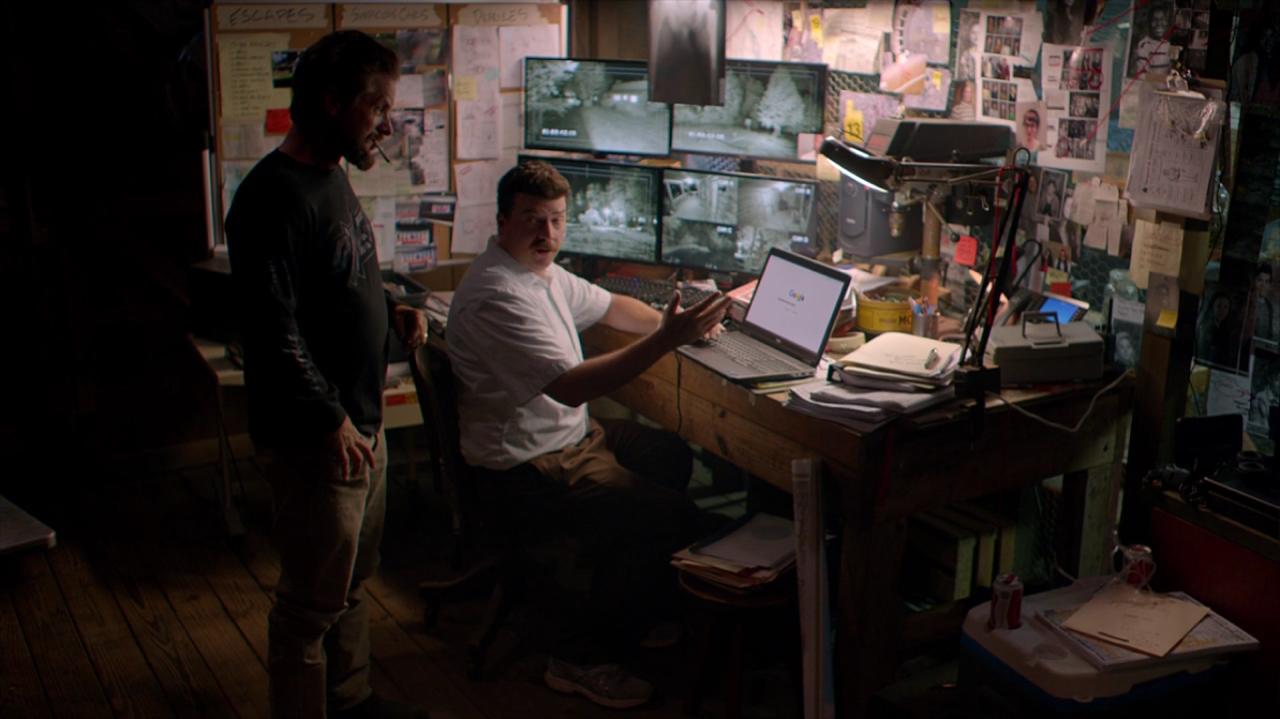 Vice Principals  s02e03 (HBO, 2017)