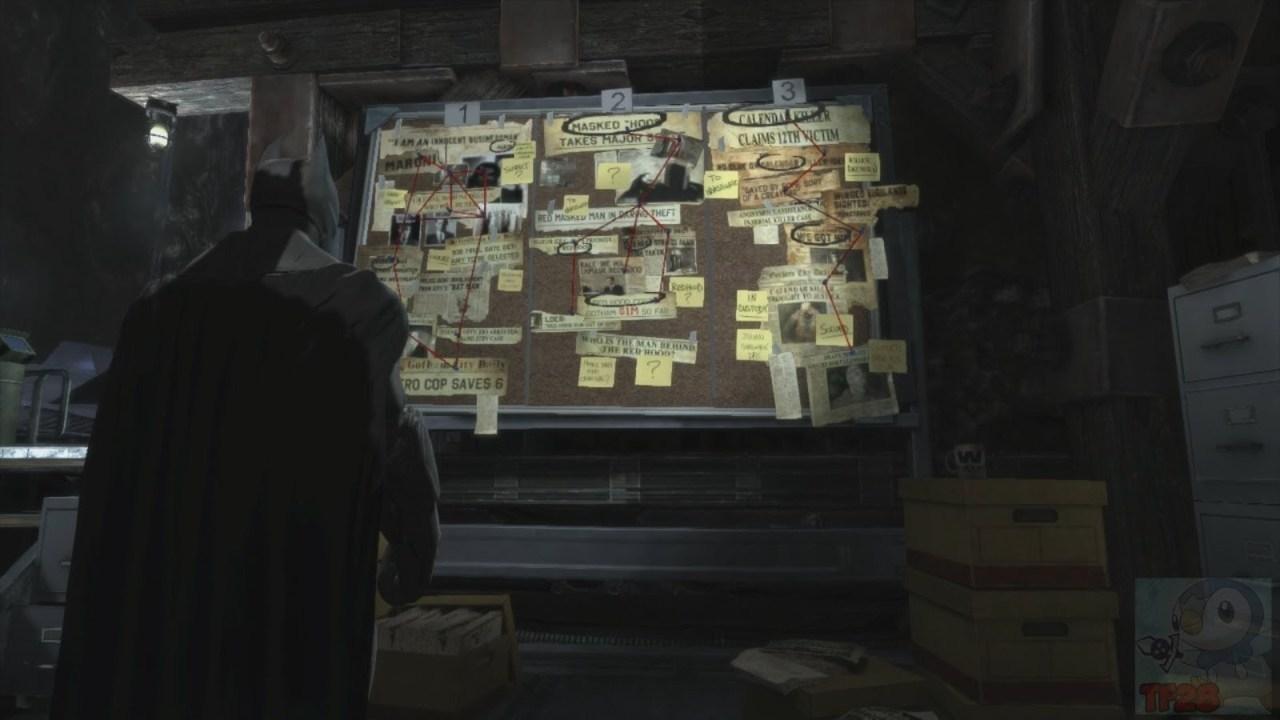 Batman: Arkham Origins  (WB Games Montreal, 2013)