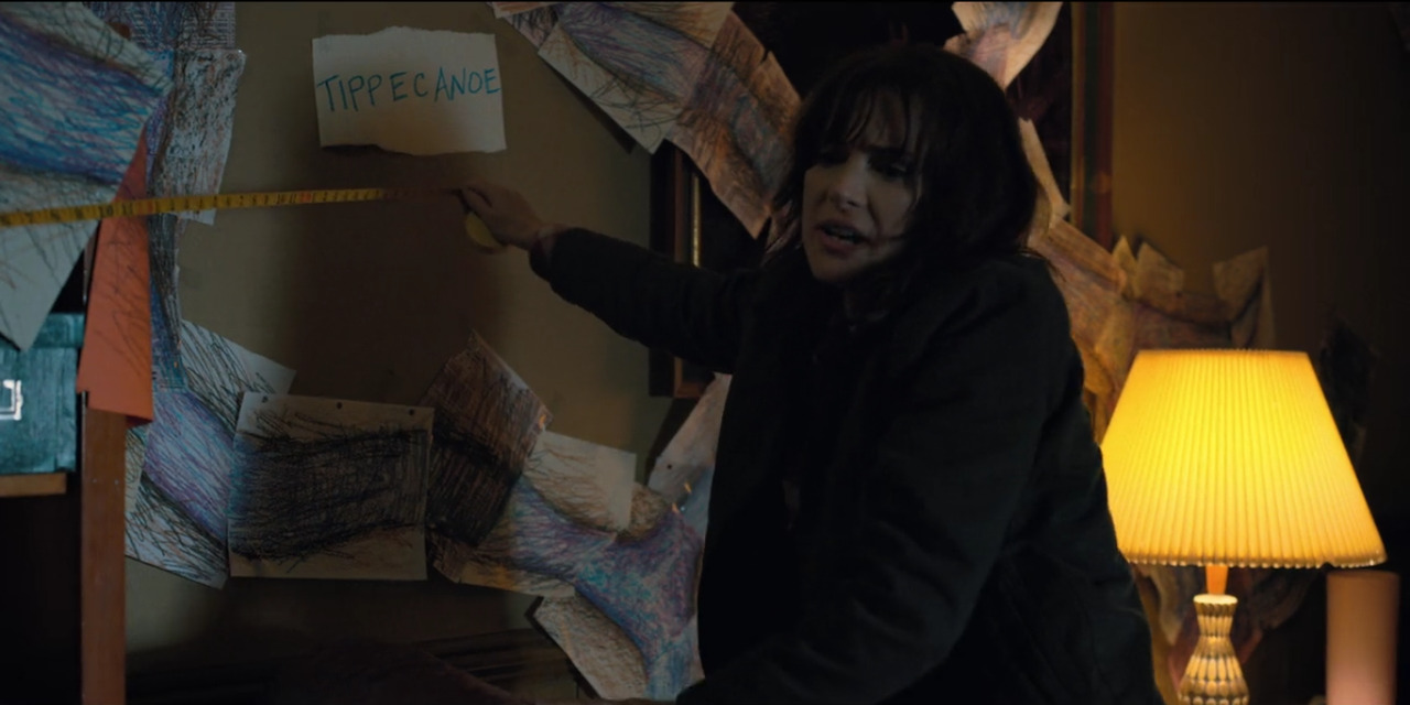 "Stranger Things  s02e04 (Netflix, 2017), ""The Sauna Test"" and s02e05 (Netflix, 2017), ""The Source"""