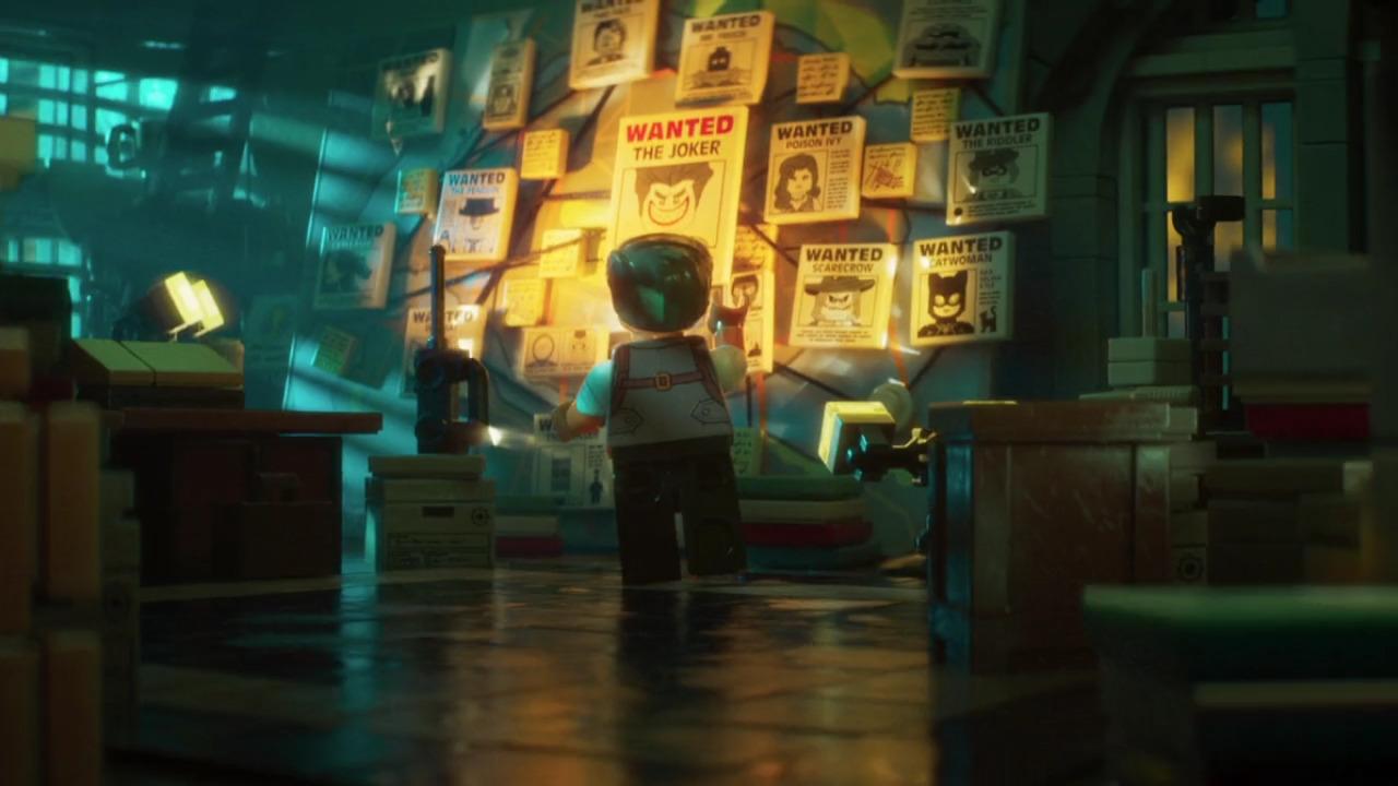 The LEGO Batman Movie  (dir. Chris McKay, 2017)