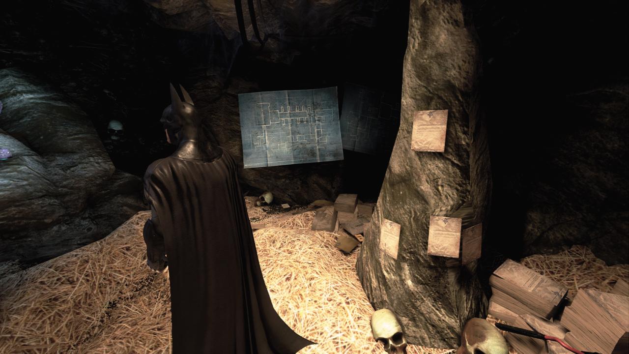 Batman: Arkham Asylum  (Rocksteady, 2009)