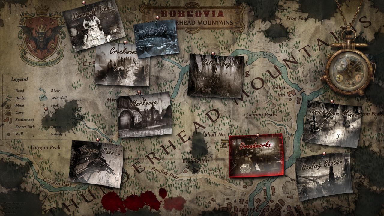 The Incredible Adventures of Van Helsing  (NeocoreGames, 2013)