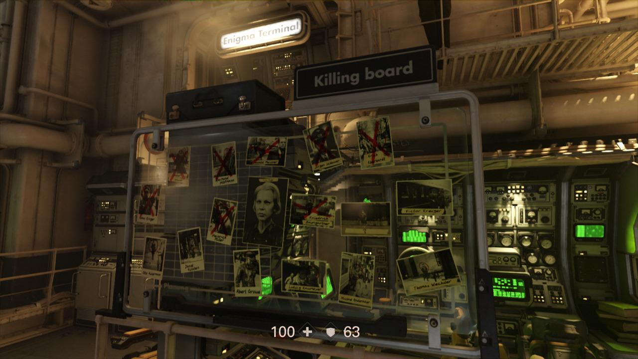 Wolfenstein II: The New Colossus  (Machine Games, 2017)